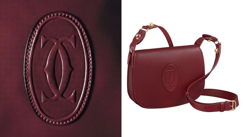 Cartier新包上架!卡地亞Must系列首波主打經典酒紅色,三種款式滿足復古控、大包控,入內看細節與售價