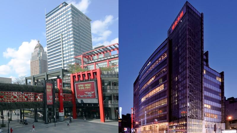 新光三越確定插旗東區!台北市第8家分店Diamond Towers預計2022下半年開幕,成最新購物逛街地標