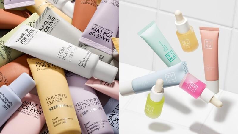 2021妝前乳新品推薦:校正膚色、修飾毛孔、保濕補水,搞定不同膚質、膚況的基礎打底!