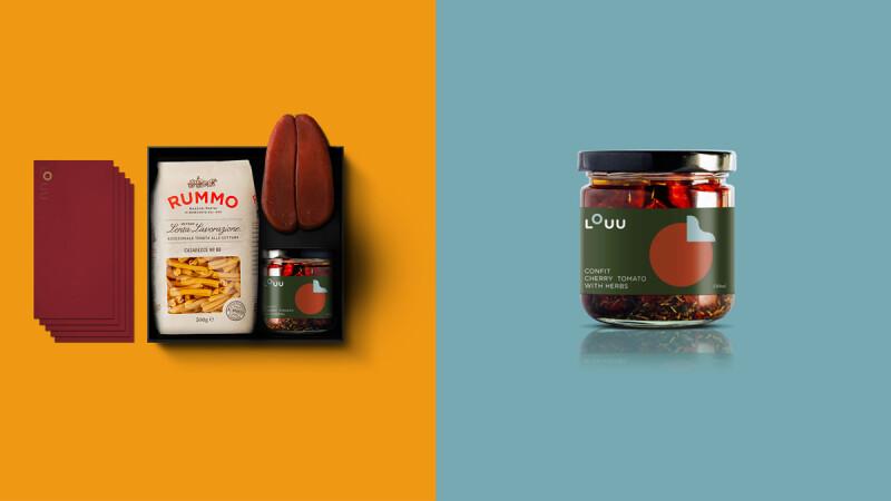 罐頭哪有這麼時髦:年節禮盒新選擇—「LOUU」