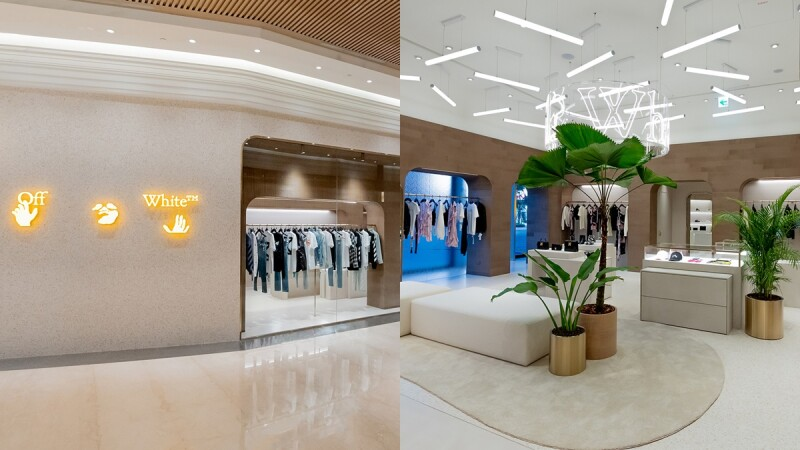 Off-White全新概念店進駐微風南山!店鋪亮點、明星商品、春夏系列...全在這篇