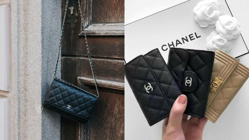 香奈兒不只菱格紋短夾!特搜Chanel 19長夾、Boy Chanel短夾...賣到翻的經典款錢包TOP5