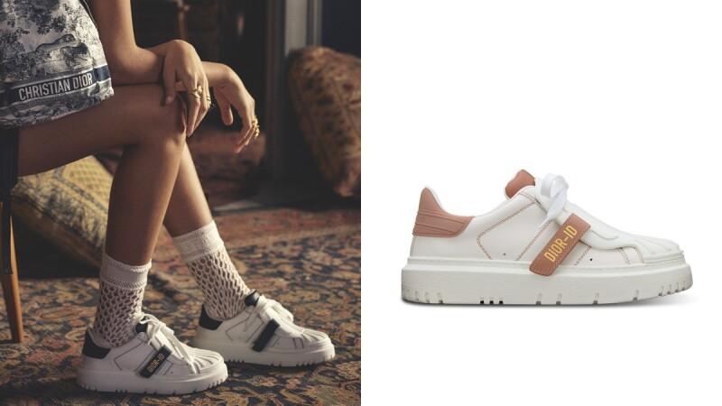 必敗小白鞋再一雙!Dior全新Dior-ID休閒鞋3大亮點、開箱細節、售價幫你整理好