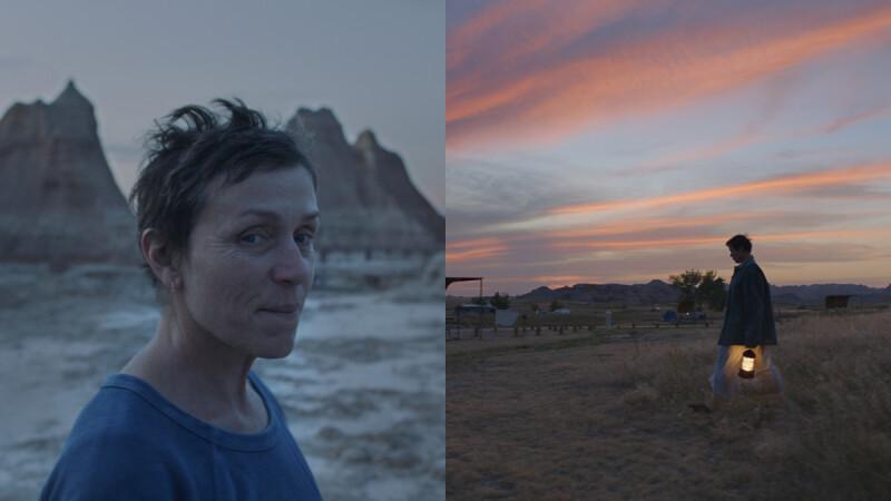 「你無家可歸嗎?」本屆金球獎4項大獎入圍《游牧人生》 獻給那些背負生命故事的流浪靈魂...我們路上見!