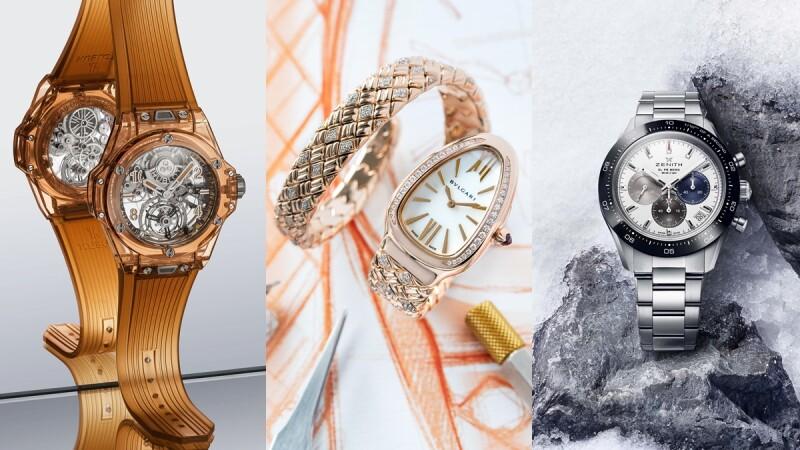 2021錶展首發!LVMH集團三大名錶品牌Bulgari、Hublot、Zenith話題新款搶先看
