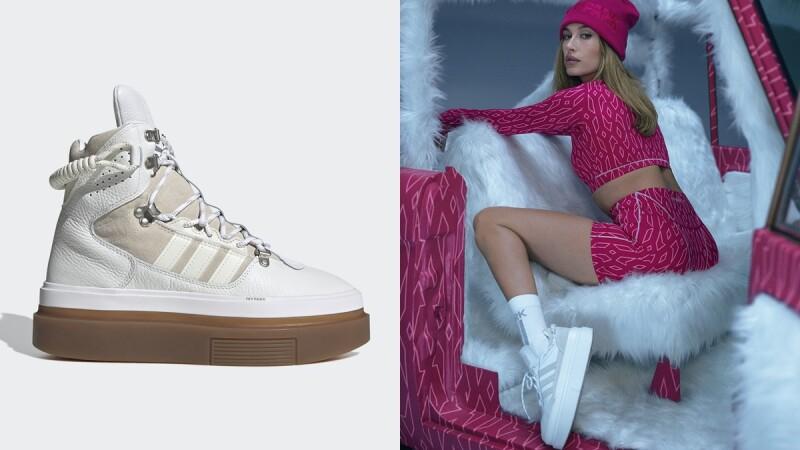 小隻女增高神器!adidas Originals再次聯手天后碧昂絲,打造高低筒厚底球鞋、新款厚底短靴