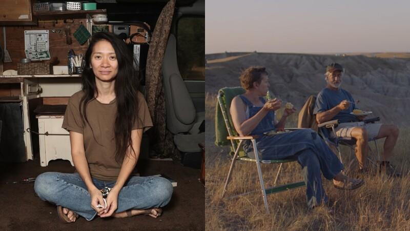 《游牧人生》趙婷奪金球獎亞洲最佳女導演!曝拍電影初衷:「同情心打破所有籓籬,讓彼此交融、互相承擔。」