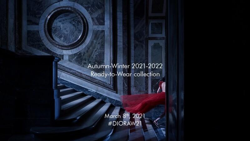 2021秋冬巴黎時裝週|Dior時裝秀直播線上看!將在3/8晚上9點半登場