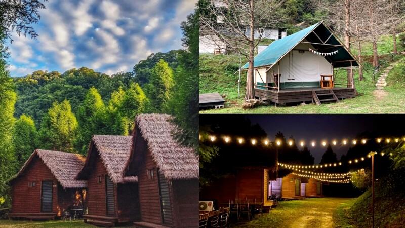2021最新豪華露營園區!新竹「野漾莊園」美到周杰倫搶先入住,異國風合掌屋、一泊四食等6大亮點必住一回