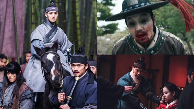 張東潤、甘宇成 韓劇《朝鮮驅魔師》膽小鬼不要看!活屍爆頭、鮮血淋漓重口味挑戰觀眾極限!