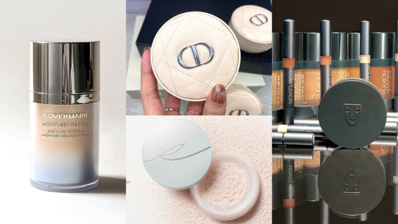 2021 蜜粉推薦:MAKE UP FOR EVER、innisfree、Dior,RMK、歌劇魅影,還有超特別的液態蜜粉!