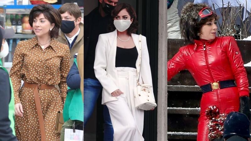冷酷、氣質都可以!盤點Lady Gaga《House of Gucci》3大「黑寡婦」穿搭風格