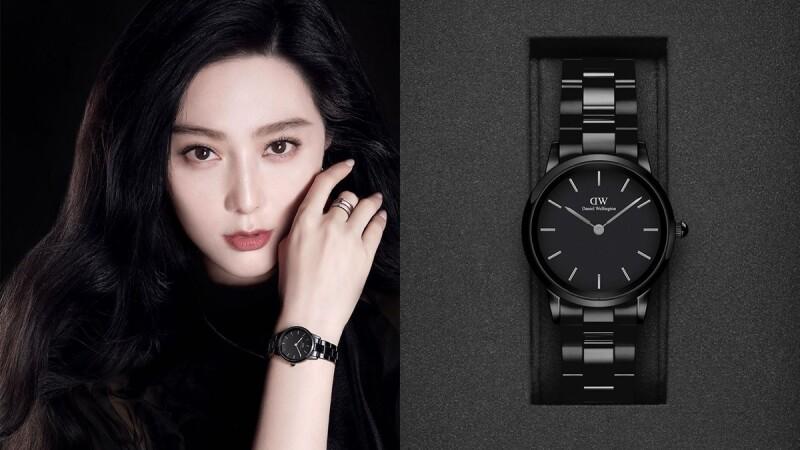 女神范冰冰拿下DW全球代言人回歸時尚圈!搶先帶上全新黑瓷錶,必買3大亮點告訴你