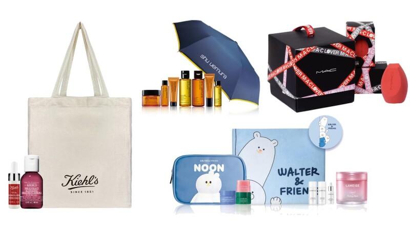 2021母親節滿額贈太豐富!美妝蛋、環保帆布袋,還有超浮誇化妝箱,超實用贈禮讓人忍不住多買一點!