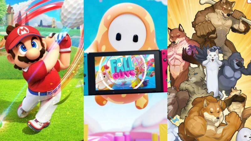 2021switch遊戲推薦!20款聚會派對多人、單人必玩遊戲大公開