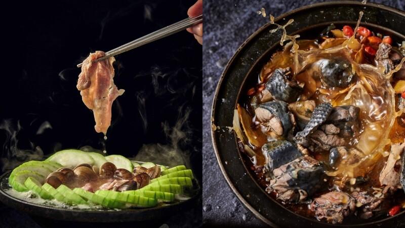 《萬客什鍋》來台北開店了!台中必吃人氣石頭火鍋,「燒酒雞鍋」、「剝皮辣椒烏骨雞鍋」、「絲瓜蛤蠣鍋」老饕招牌
