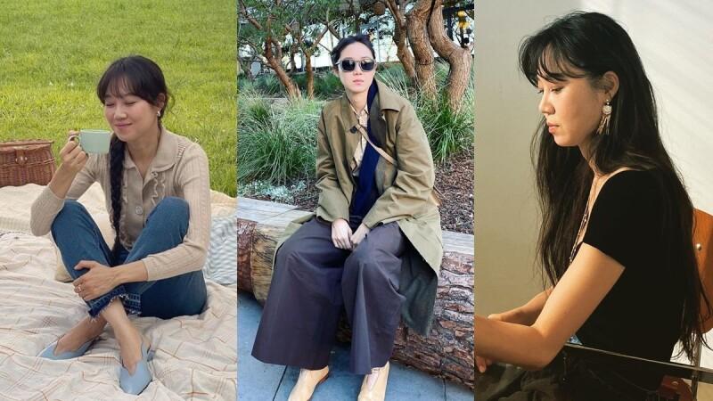 韓劇女王孔曉振:「要是每個人都那麼漂亮,多沒意思。」10大金句看歐逆人生觀、愛情觀、時尚態度