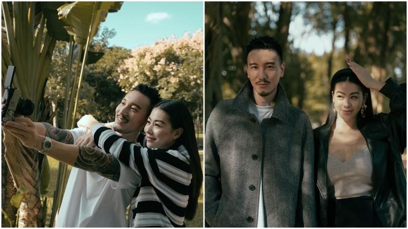 放閃再一波!王陽明公開最愛老婆身上「這一味」~香甜中帶點個性,重燃熱戀費洛蒙