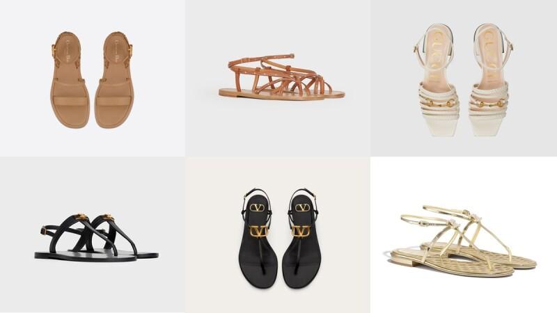 2021全新羅馬涼鞋、編織涼鞋盤點!Dior、Gucci、Chanel、LV...超過10款春夏涼鞋推薦(持續更新