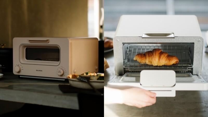 日系神級家電Balmuda烤麵包機優雅升級!「氣質奶茶色」重現麵包出爐美味,成夢幻廚電新選擇