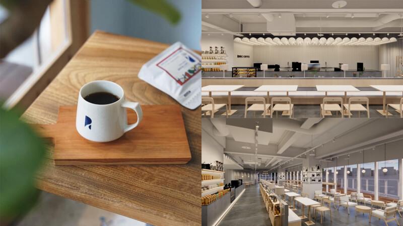 世界級咖啡日本福岡人氣REC Coffee,4/12盛大開幕,台中打卡新熱點!