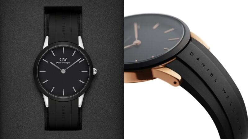 DW ICONIC MOTION系列再推全新躍動黑膠腕錶!喜愛戶外運動、旅行者都該入手(附售價)