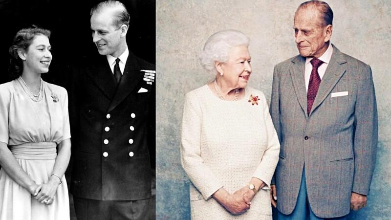 菲利普親王深情99守護英國女王的一生!見證王室最浪漫傳奇的世紀愛情
