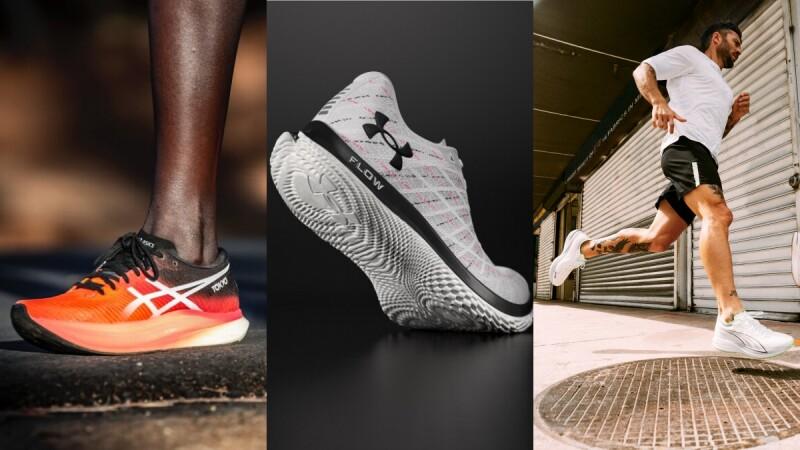慢跑愛好者注意!Asics、Under Armour、Puma最新專業跑鞋,輕盈鞋底材質讓你跑得更快更輕鬆