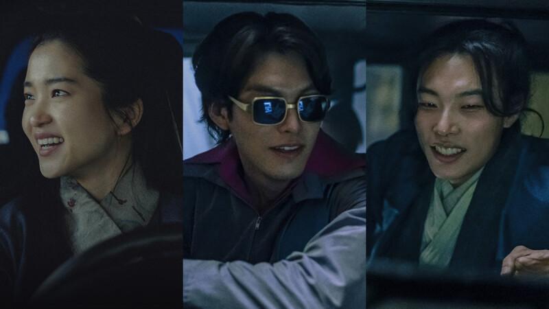 金宇彬、蘇志燮、柳俊烈、金泰梨 科幻穿越大片《外星+人》劇照釋出,夢幻陣容即將登場!