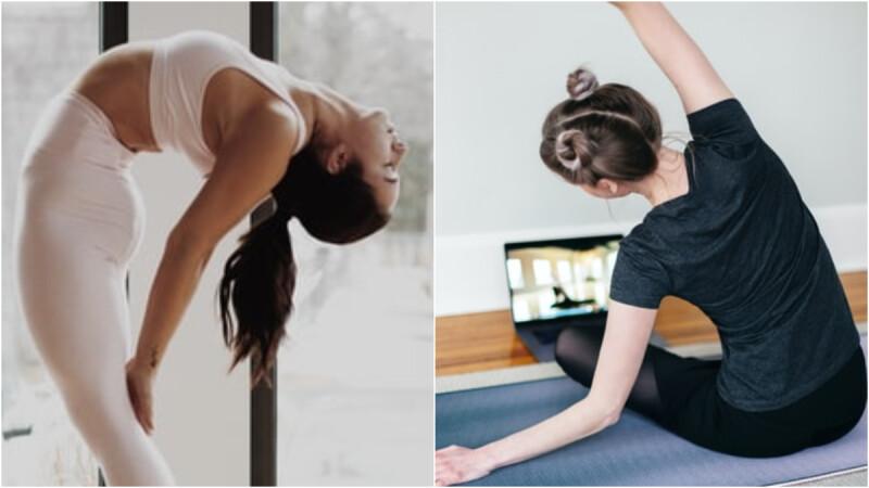 好舒爽~每日睡前6分鐘肩頸/背/腿深度伸展體式,緩解僵硬肌肉!