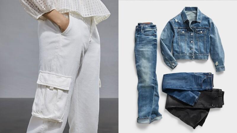 響應世界地球日!Levi's涼感丹寧系列、Gap節省水資源,守護地球從一件牛仔褲開始