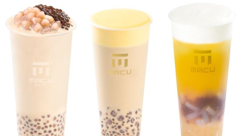 老饕才知道!麻古茶坊隱藏版飲品TOP7大公開,咀嚼控必喝珍芋奶茶、還有超罪惡的流心布蕾