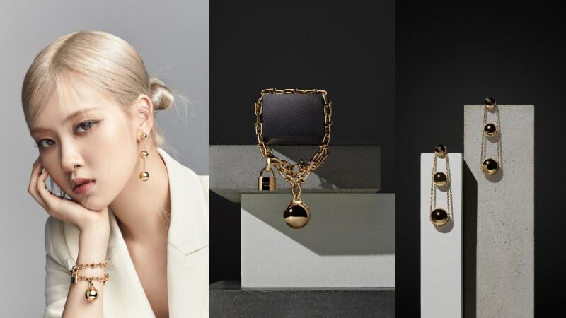 頂級夢幻絕配組合引爆話題!人氣女團BLACKPINK ROSÉ戴上Tiffany HardWear系列珠寶,絕美到令人心動不已!