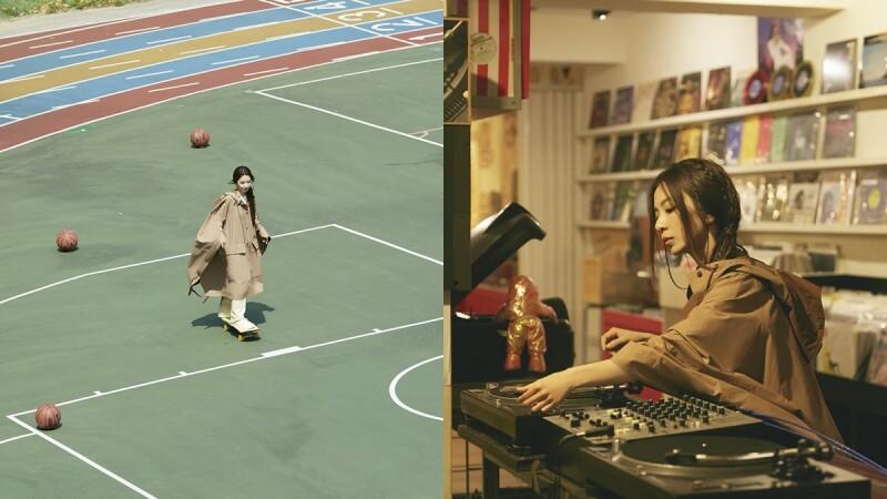 田馥甄獻上第10支〈人什麼的最麻煩了〉MV!西門町取景拍攝:「無人世界,要沒有人,就是最麻煩的事。」