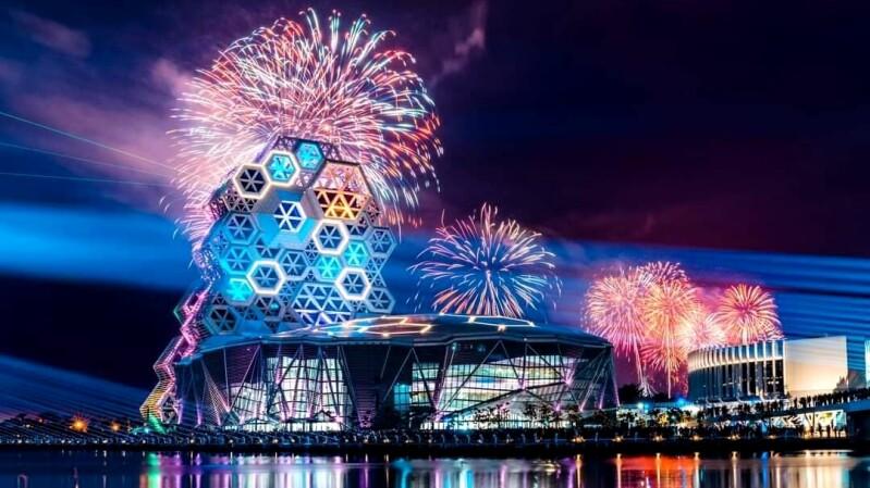 2022台灣燈會在高雄!睽違20年光榮重返、首創高雄流行音樂中心及衛武營雙主場,面積更是近年燈區2倍大