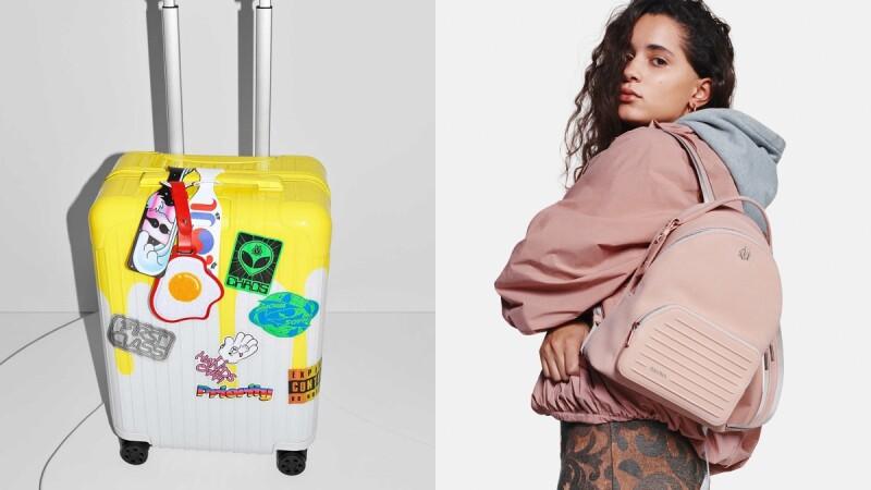 RIMOWA 最新Chaos聯名油漆行李箱!荷包蛋、膠囊造型行李吊牌實在太可愛,加碼奉上Never Still系列開賣日