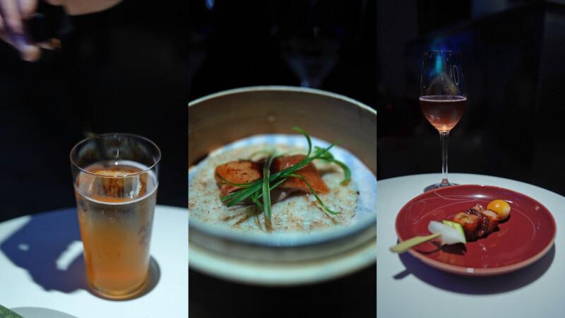 ROOM by Le Kief —全台獨家可吃到經典酒樓大三元烤鵝的酒吧,全新餐酒套餐大公開