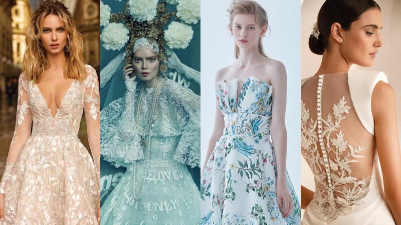 時尚婚紗也講永續,盤點四個高級婚紗品牌,挑選最適合妳的命定婚紗!
