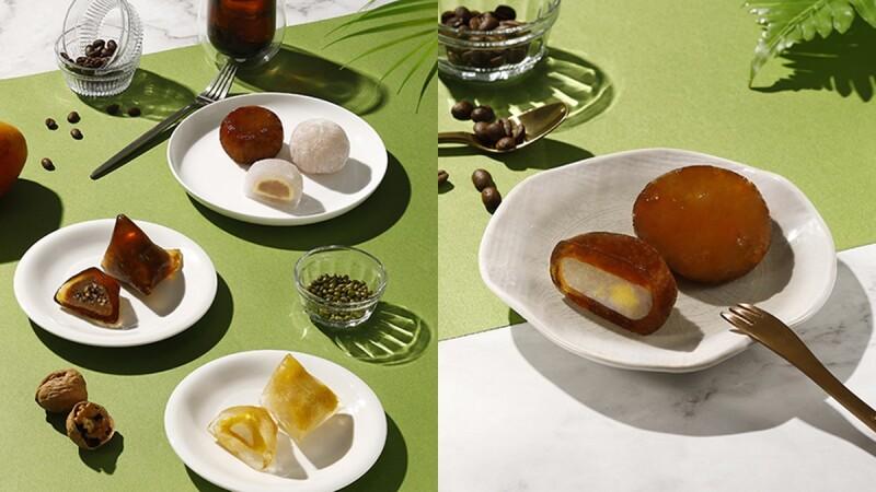 星巴克首度推出「楊枝甘露星冰粽」新口味!單天熱賣超過3000顆「珍珠奶茶布丁星蕨餅」同步回歸預購
