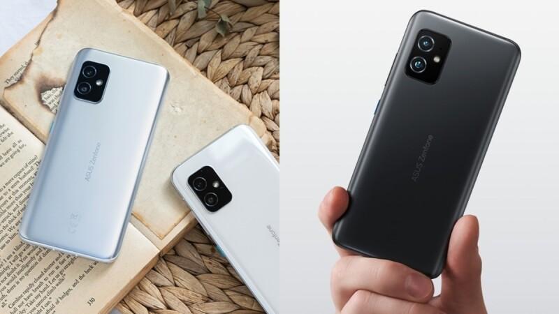 華碩Zenfone 8全新5G旗艦手機問世!單手能掌握操控、磨砂玻璃機身質感提升,戴口罩也能輕鬆解鎖