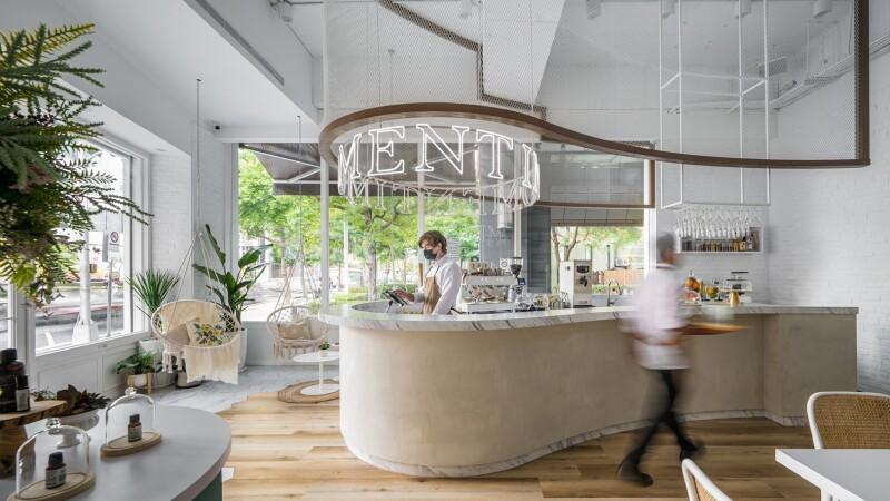 網美系新開店!時尚純白咖啡廳IMOMENT CAFÉ享當下,創造美好生活儀式