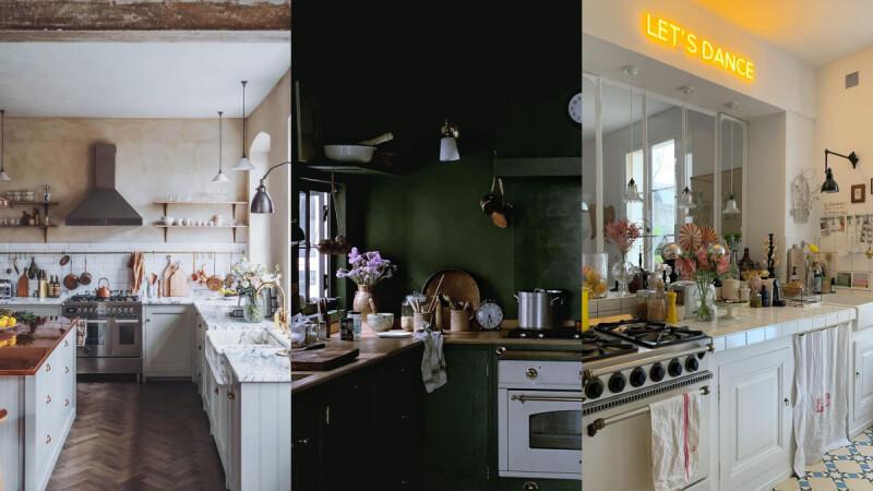 防疫生活從自己下廚開始!盤點IG風格廚房,打造屬於自己的特色空間