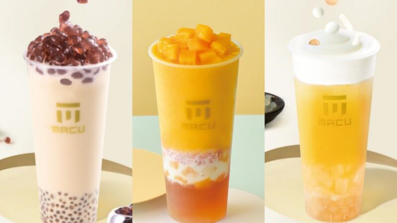 第一名是它!麻古茶坊2021上半年「超人氣熱銷」排行榜TOP5,必點楊枝甘露2.0、搖滾波波奶茶、柳橙果粒茶,大家的最愛上榜了嗎?