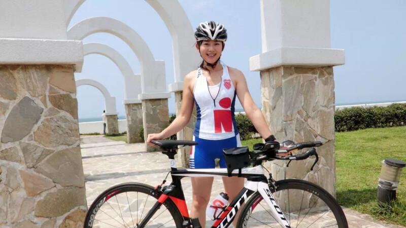 從主播到「單車女神」!魏華萱兒時夢想變工作 三鐵、單車闖出嶄新旅途