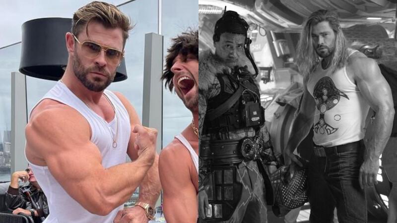 《雷神索爾4》殺青!克里斯漢斯沃IG再秀猛男肌肉,超狂手臂線條Man味爆發