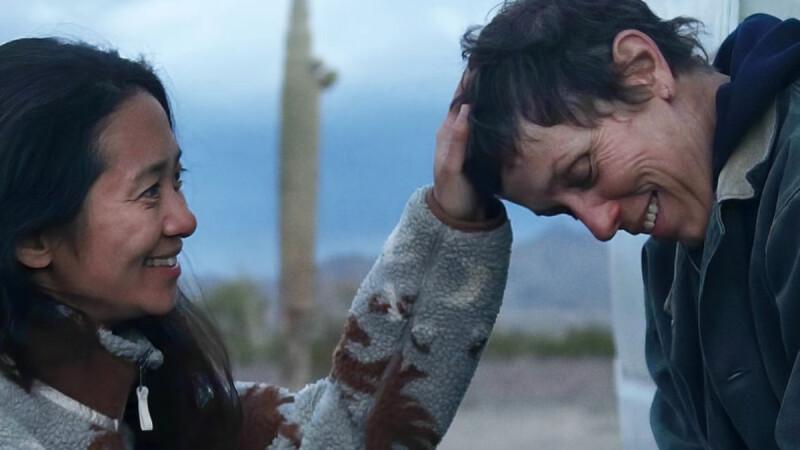 奪下奧斯卡最佳外語片獎《游牧人生》:人生是一部充滿逗點的公路電影