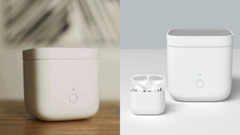 無線耳機髒了怎麼辦?超狂「AirPods清潔機」2分鐘快速去除髒污,外型還是超Q縮小版洗衣機