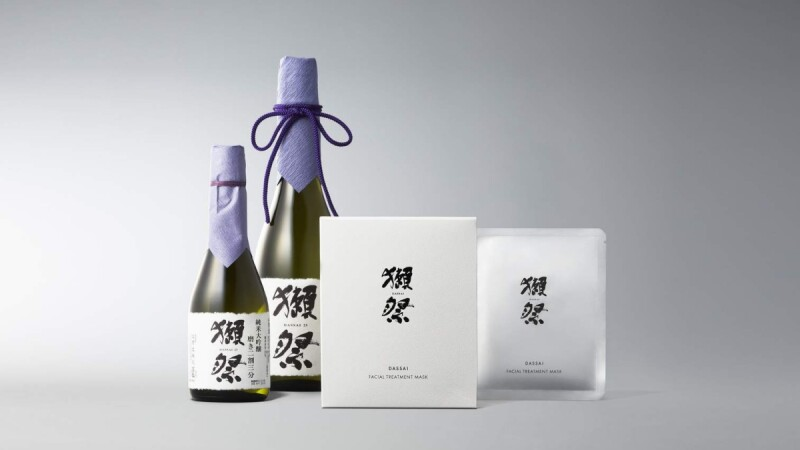 日本超人氣清酒獺祭推出酒粕面膜,就算酒量不好也能豪氣敷上