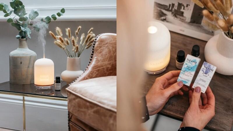 想要睡眠放鬆、平穩心情、隨身防護…居家精油用法還有這些選擇