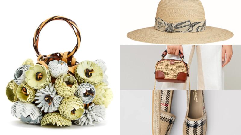 《我的上流世界》李寶英劇中穿搭同系列編織包,盤點Hermès、Loewe、Chloé...夏日編織風格必備單品